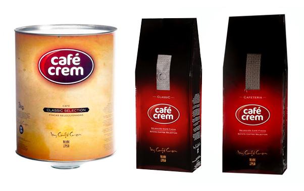 Café Crem en grano