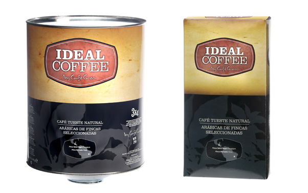 Ideal Coffee en gra