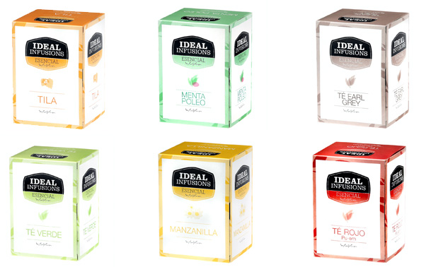 Ideal Infusions Esencial